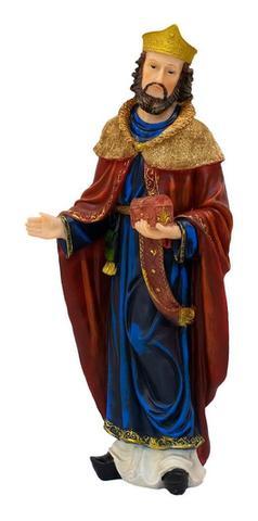Imagem de Presépio Com 11 Peças 48cm - Enfeite Resina Decoração Natal
