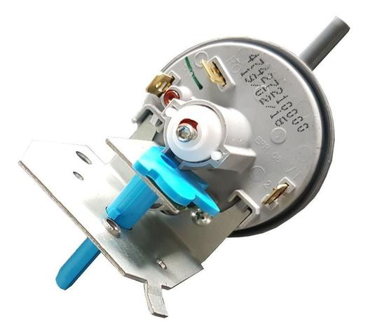 Imagem de Pressostato 4 níveis compatível lavadora consul cwl08 cwl10 cwl75 cwe08 cwc08 220v