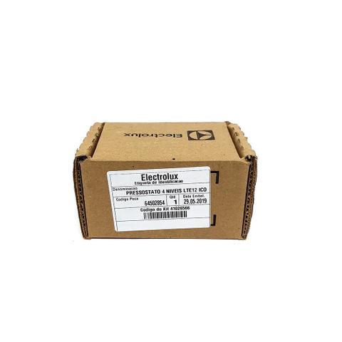 Imagem de Pressostato 4 níveis - Electrolux - LTE12 - 64502854