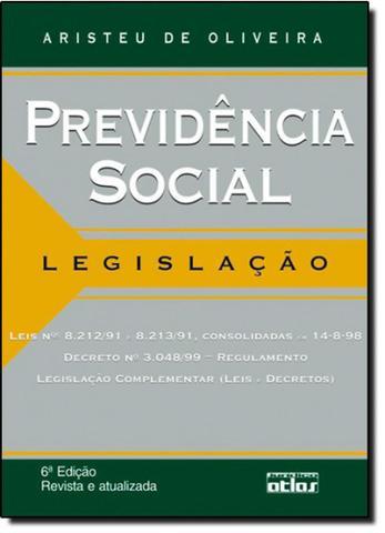 Imagem de Previdência Social: Legislação