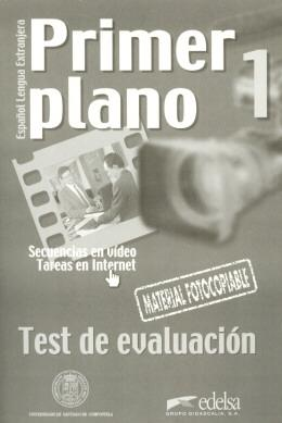 Imagem de Primer plano 1 test de evaluacion - Edelsa (Anaya)