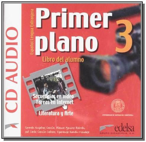 Imagem de Primer plano 3 cd clase (1) nacional