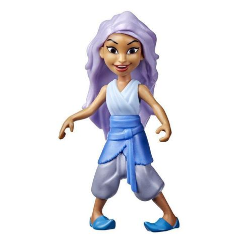 Imagem de Princesa disney mini boneca raya surpresa - hasbro f0157