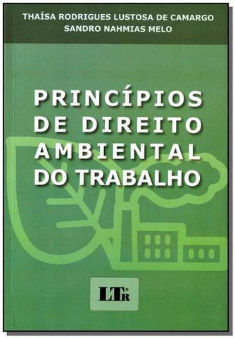 Imagem de Princípios de Direito Ambiental do Trabalho
