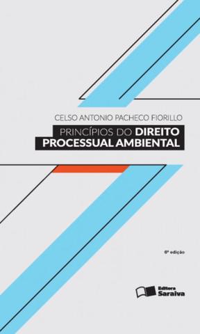 Imagem de PRINCIPIOS DO DIREITO PROCESSUAL AMBIENTAL - 6ª ED