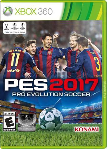 Imagem de PRO EVOLUTION SOCCER 2017 Xbox 360