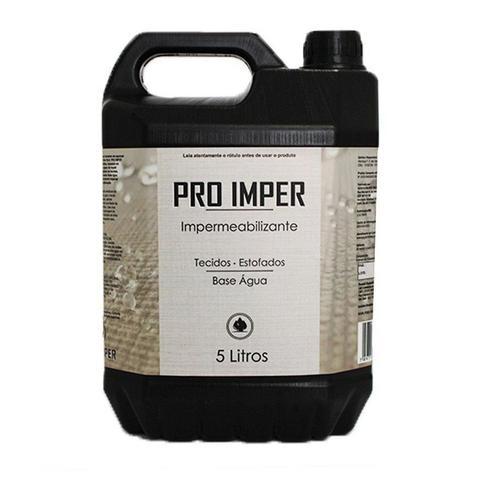 Imagem de Pro Imper Impermeabilizante de Tecidos e Estofados 5lt EasyTech