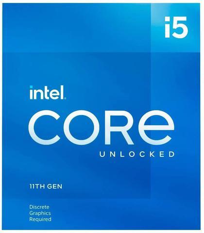 Processador Intel I5-11600k Bx8070811600k