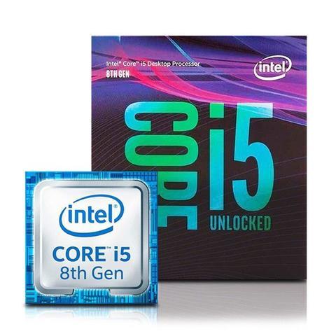 Imagem de Processador 1151 Core I5 8600K 3.6ghz/ 9mb S/Video S/Cooler I5-8600K Intel