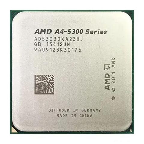 Processador Amd A4 5300 Ad530b0ka23hj
