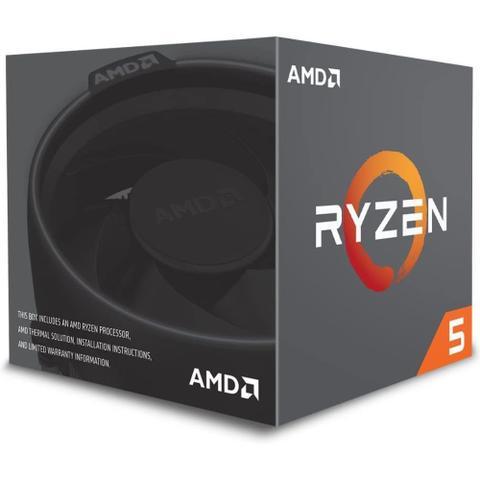 Imagem de Processador AMD Ryzen 5 2600X 3.4GHz AM4 19MB