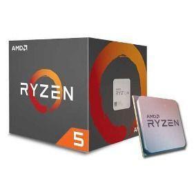 Imagem de Processador AMD Ryzen 5 2600X 3.6 GHz 19 MB AM4