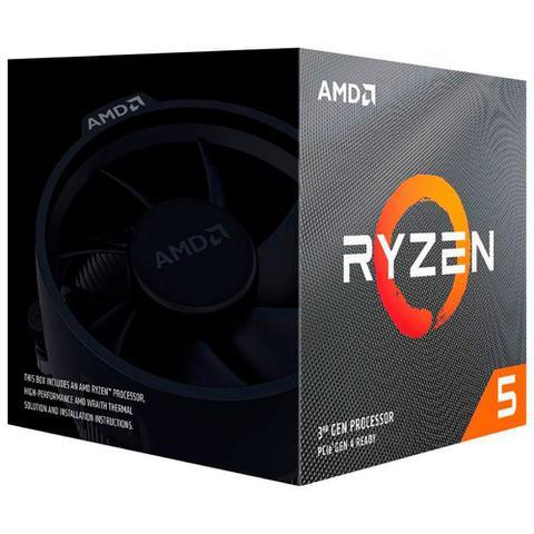 Processador Amd Ryzen R5-3600xt 100000281box