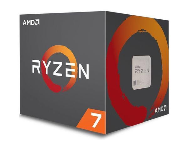 Imagem de Processador AMD RYZEN 7 1700 Octa Core 3.7Ghz Max Turbo AM4