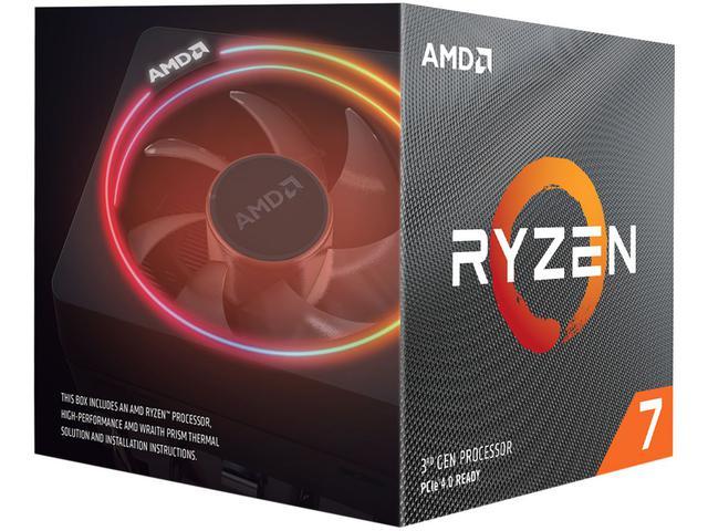 Imagem de Processador AMD Ryzen 7 3700X 3.60GHz