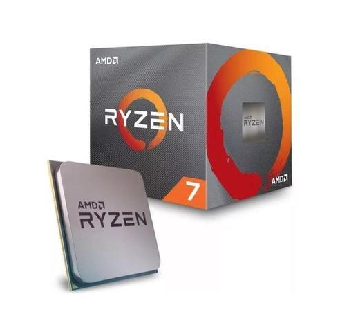 Imagem de Processador AMD Ryzen 7 3700X 3.6GHz 36Mb BOX Cooler BR