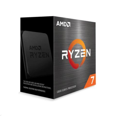 Imagem de Processador AMD Ryzen 7 5800X 36MB 3.8 - 4.7GHz AM4 100-100000063WOF