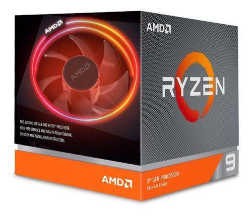 Imagem de Processador Amd Ryzen 9 3900x 3.8ghz 70mb Am4 Prisma Cool