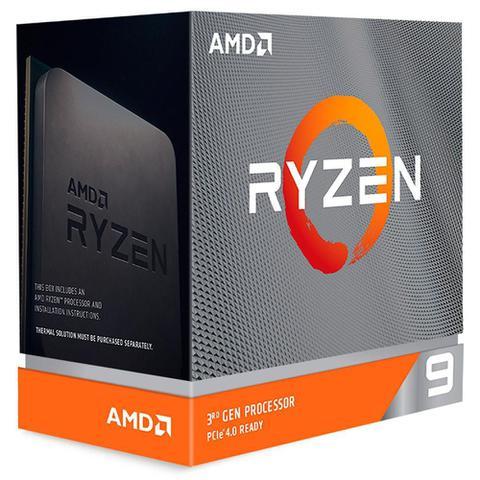 Processador Amd Ryzen R9-3900xt 100000277wof