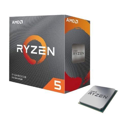 Imagem de Processador AMD Ryzen R5 3600 4,2 GHz DDR4 AM4 32 MB Cache