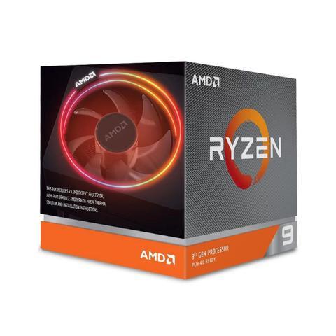 Imagem de Processador AMD Ryzen R9 3900X 4,6 GHz  DDR4 AM4 64MB Cache
