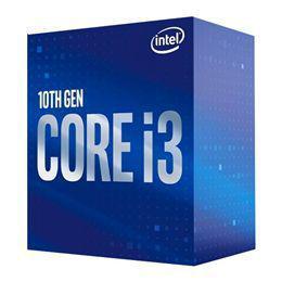 Processador Intel I3-10100 Bx8070110100