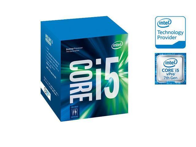 Imagem de Processador core i5 lga 1151 intel bx80677i57500 i5-7500 3.40ghz 6mb cache graf hd vpro 7geracao