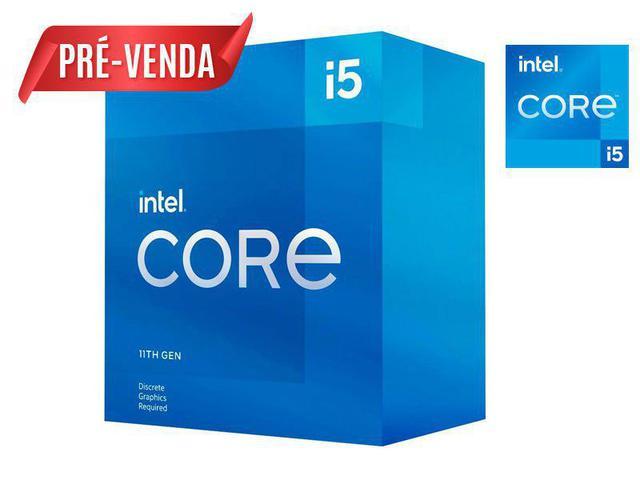 Imagem de Processador Core I5 Processador BX8070811400F Hexa Core I5-11400F 2,60GHZ 12MB Cache sem Video LGA1200
