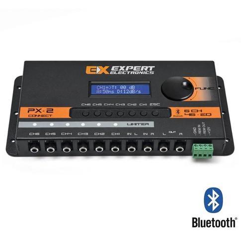 Imagem de Processador Crossover Expert Px-2 Connect Bluetooth Px2 Eq