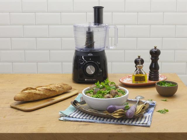 Imagem de Processador de Alimentos Philips Walita Preto