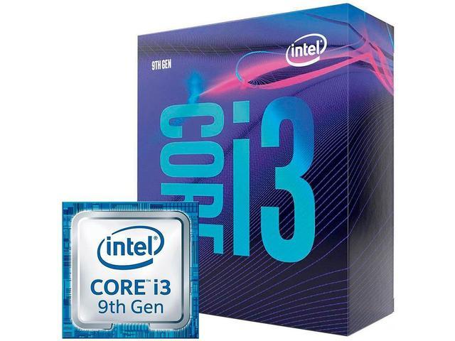 Imagem de Processador Intel Core I3-9100F 3.6GHz 6MB Lga1151 BX80684I39100F