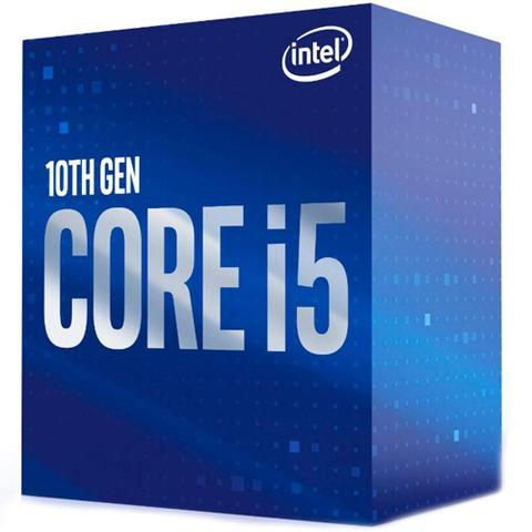 Imagem de Processador Intel Core i5-10400 Comet Lake 10ª Geração LGA 1200 2.9GHz (4.3 GHz Max Turbo), Cache 12MB - BX8070110400