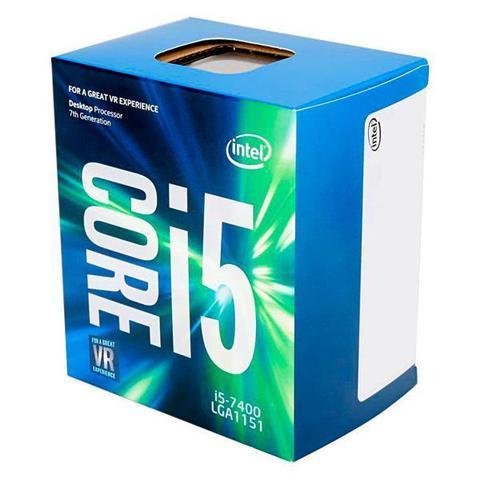 Imagem de Processador Intel Core i5-6400 Box LGA 1151 2.7Ghz 6MB Cache
