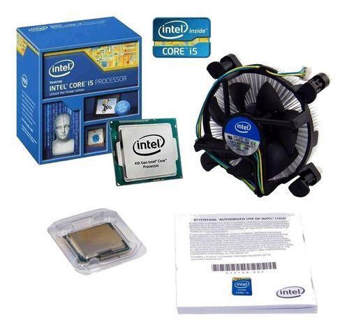 Imagem de Processador Intel Core I5 7400 3.00 6 Mb Lga 1151 Kabylake
