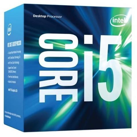 Imagem de Processador Intel Core I5-7400 3.0ghz  Kaby Lake Lga 1151 6mb Cache