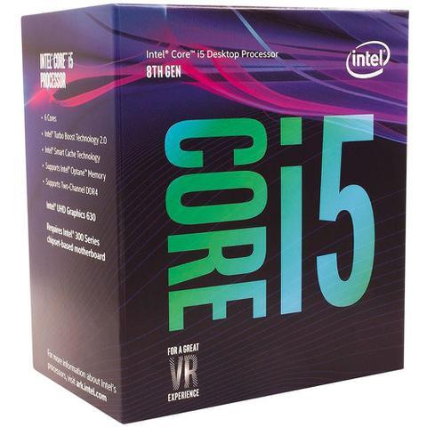 Imagem de Processador Intel Core I5-8400 2.8GHz 9Mb LGA1151 65W