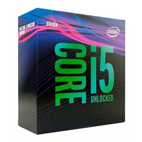 Imagem de Processador Intel Core I5-9400f Cache 9mb 2.9ghz Lga 1151