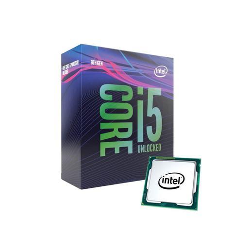 Imagem de Processador Intel Core i5-9600K Coffe Lake Refresh 9ªGeração