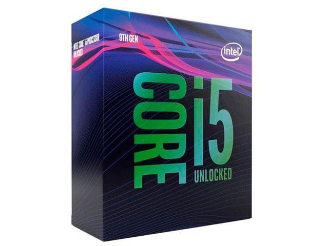 Imagem de Processador Intel Core i5 9600KF 3.70GHz