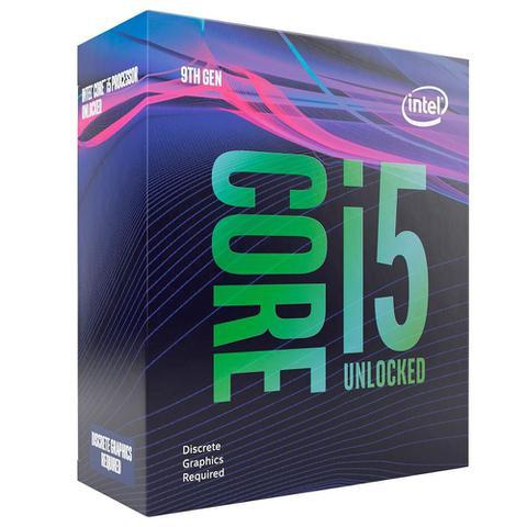 Processador Intel I5-9600kf Bx80684i59600kf
