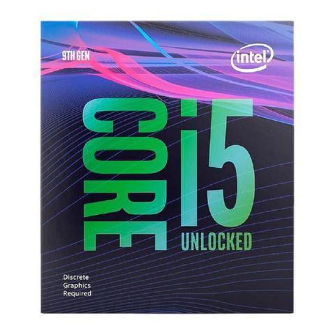 Imagem de Processador Intel Core i5-9600KF Coffee Lake Refresh, Cache 9MB 3.7GHz (4.6GHz Max Turbo) LGA 1151 Sem Vídeo Sem Cooler - BX80684I59600KF