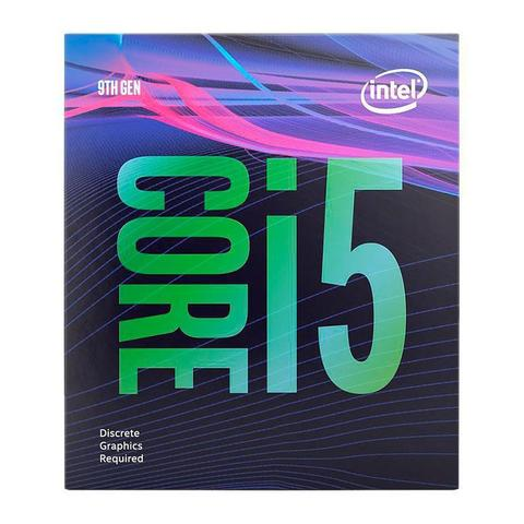 Imagem de Processador Intel Core I5 9ª geração I5 9400F LGA1151
