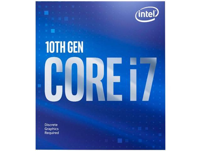 Imagem de Processador Intel Core i7 10700F 2.90GHz