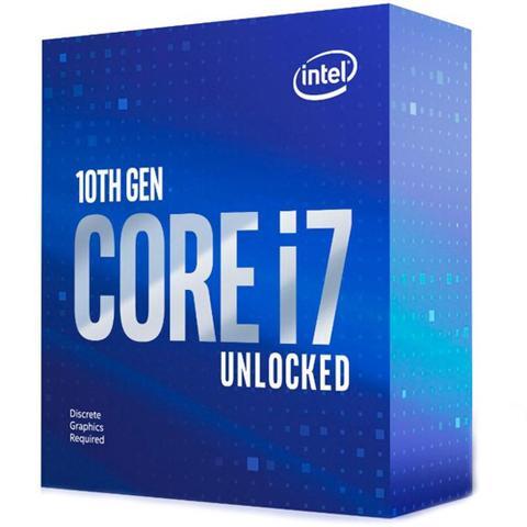 Processador Intel I7-10700k Bx8070110700k