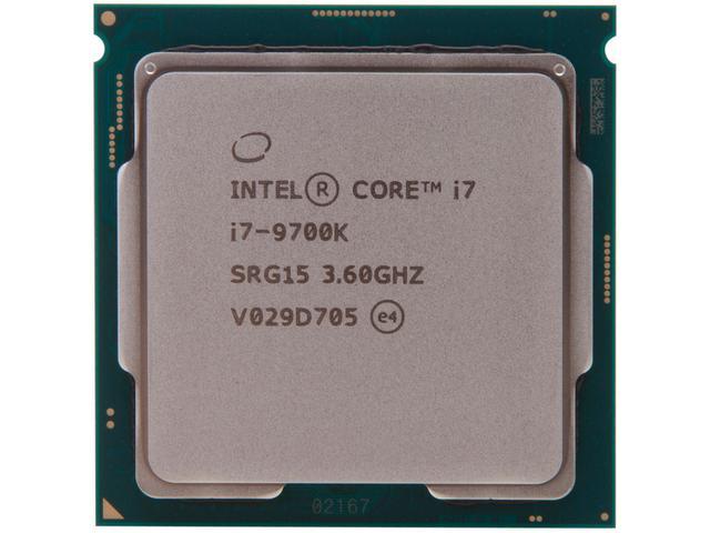 Imagem de Processador Intel Core i7 9700K 3.60GHz