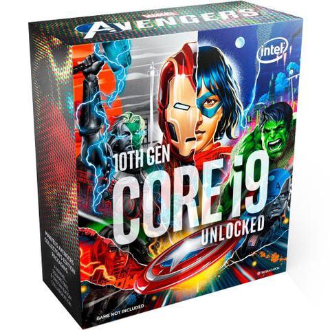 Processador Intel I9-10850k Bx8070110850k