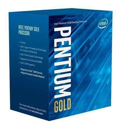 Processador Intel Pentium G6400 Bx80701g6400