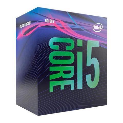 Imagem de Processador P/ Desktop Intel Core i5 9400 LGA 1151, 2.90GHz (4.10GHz Turbo) 9MB, 9ª Geração  Vídeo Integrado - BX80684i59400