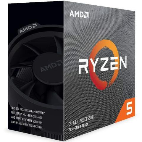 Processador Amd Ryzen R5-3600 100000031box