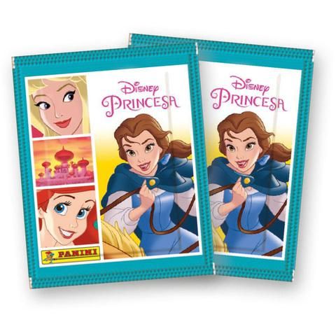 Imagem de Produtos Panini Princesas Figur. Pct C/50envel Panini